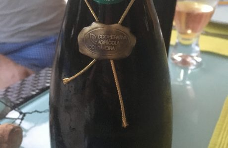 Image of the Prosecco drank on Two Bottles In Podcast Episode 6 Sorry for the delay, we are back!