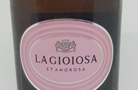 Episode 13: You don't have to wear Versace or live like Liberache to be gay Prosecco La Gioiosa Rosea Brut