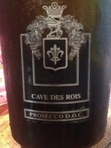 Two Bottles In Podcast - Episode 15: Music is Life Prosecco was Cave des Rois