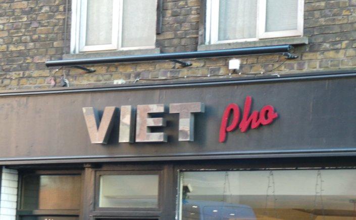 Two Bottles In Restaurant Review Viet Pho Soho London UK